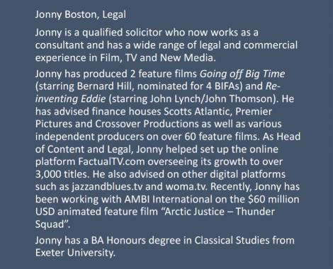 JB bio